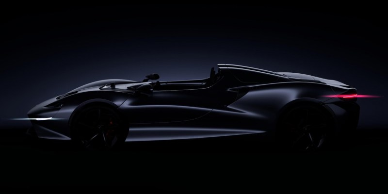 All-new Ultimate Series McLaren Ditunggu di Pebble Beach