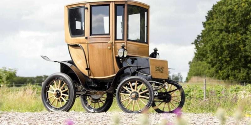 Mobil Listrik Sudah Ada Sejak Tahun 1905, Ini Wujudnya!