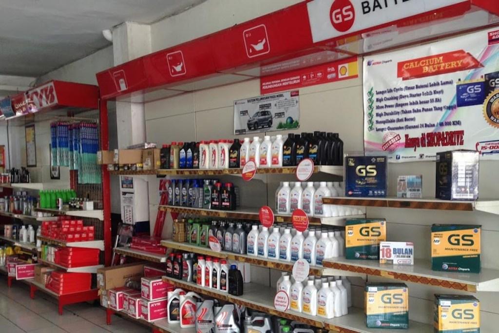 Shop&Drive Tambah Gerai Shop&Bike di Bekasi dan Depok