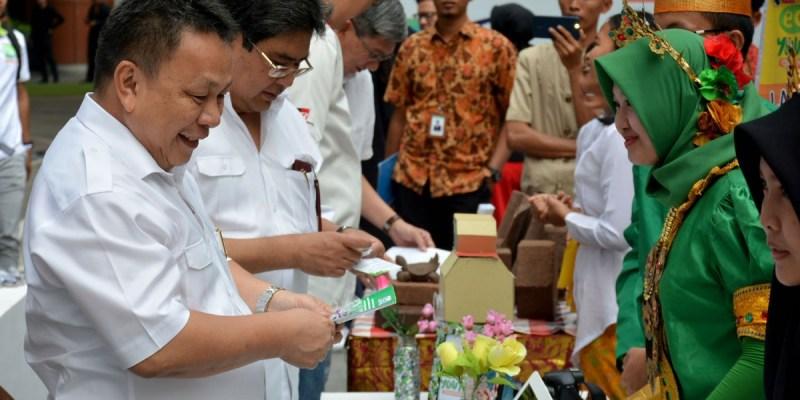 Toyota Eco Youth Berangkatkan SMAN 5 Yogyakarta ke Jepang