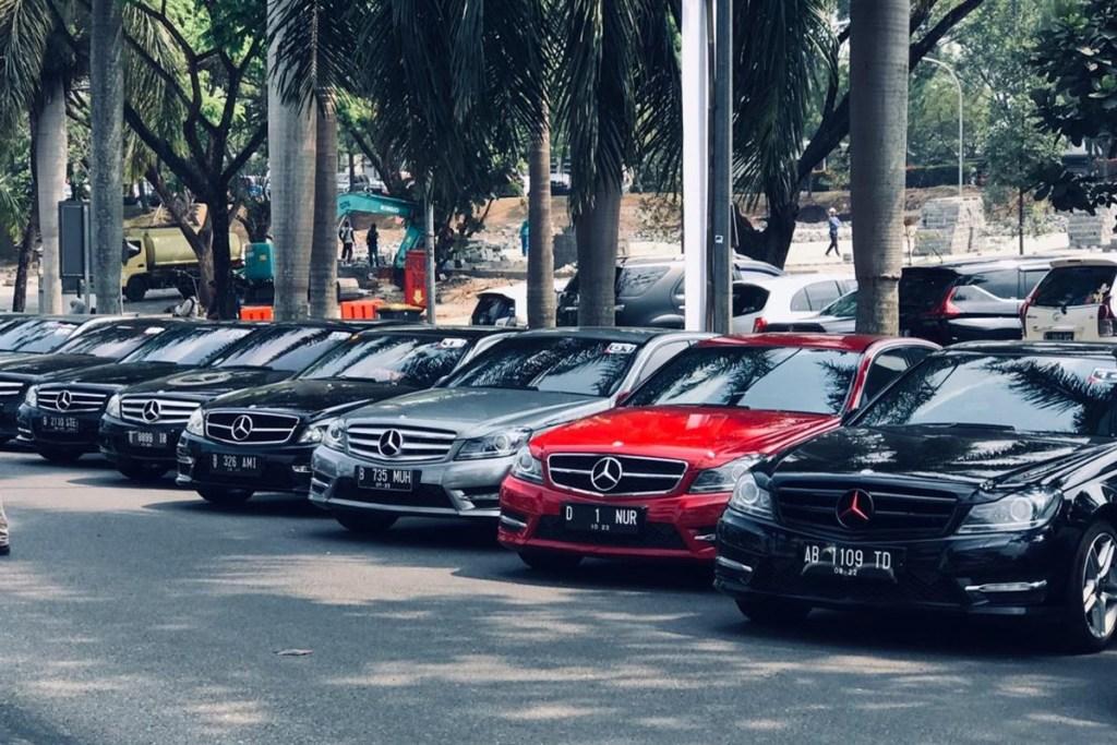 MB W204 CI di Merceday Benz 2019