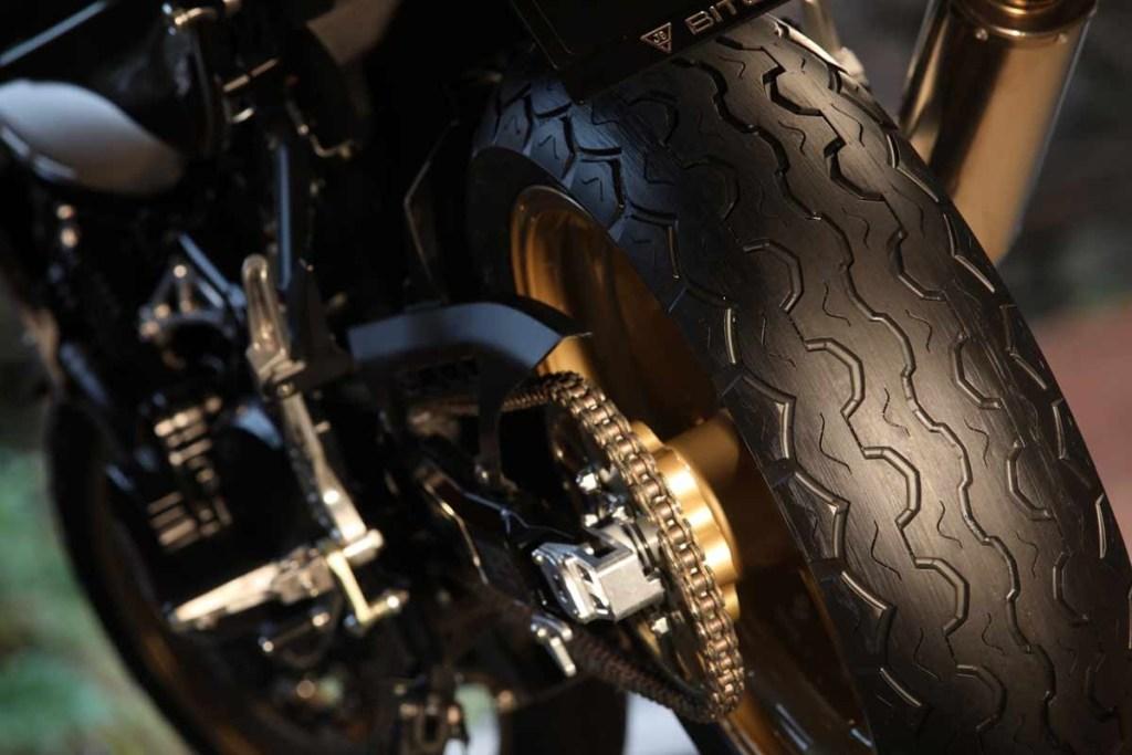 Dunlop TT100 GP Radial, Ban Khusus Motor Retro Modern