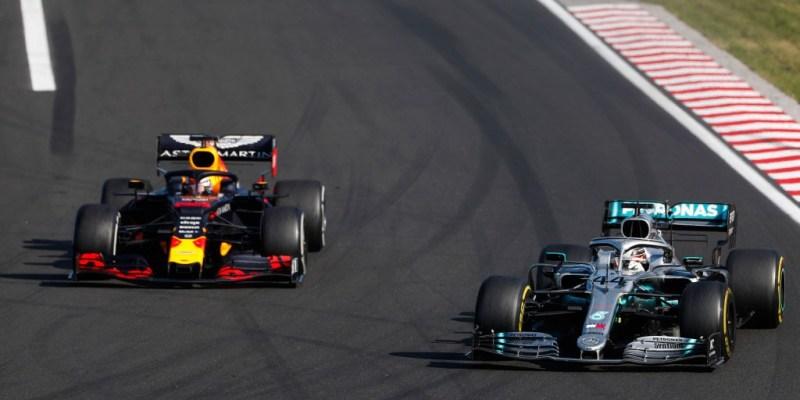 Hasil F1 Hongaria 2019: Verstappen Batal Menang
