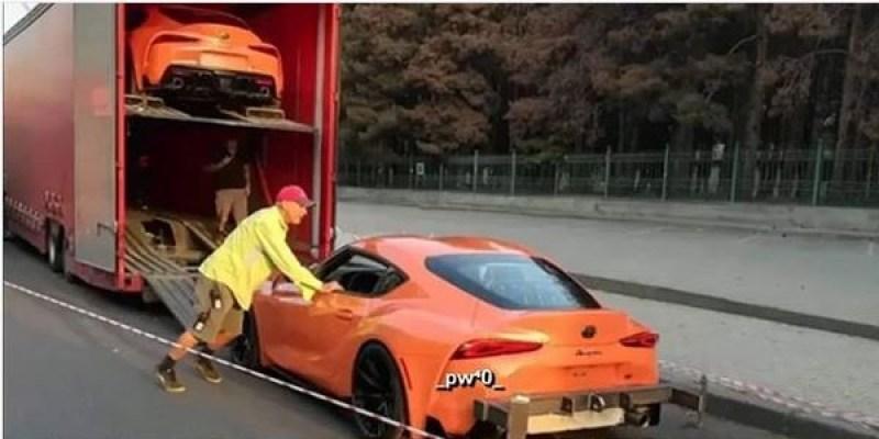 Toyota Supra Terbaru Terlibat di Film Fast & Furious 9