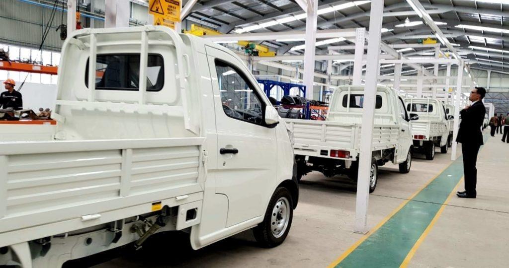 Esemka Bima 'Rebadge' Changan Star Truck? Ini Kata Gaikindo
