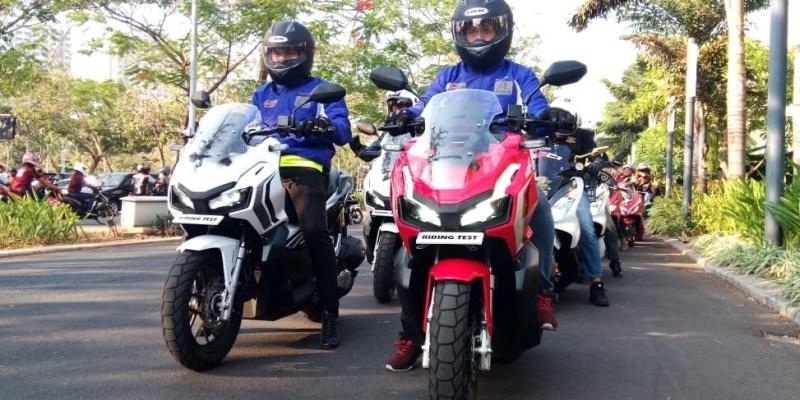 Beli Honda ADV150 di Jawa Barat, Dapat Cashback Rp 1 Juta