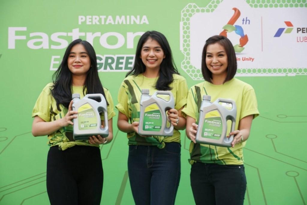 Pertamina Lubricants Luncurkan Fastron Eco Green Khusus LCGC