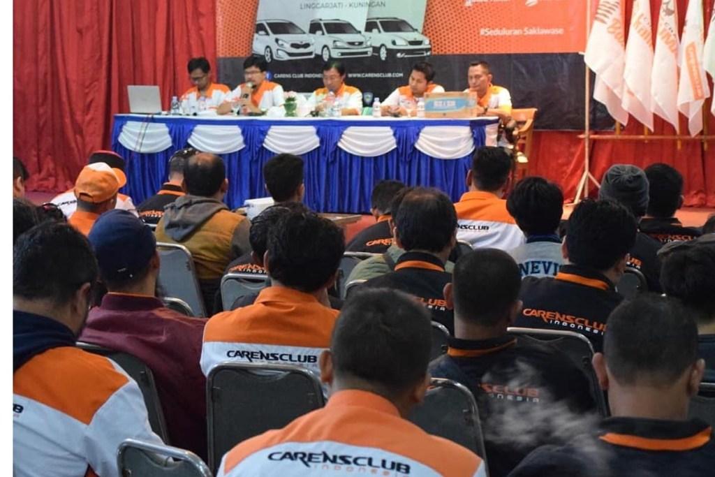 Rayakan HUT ke-11, CCI Pilih Ketua Umum Periode 2019-2021