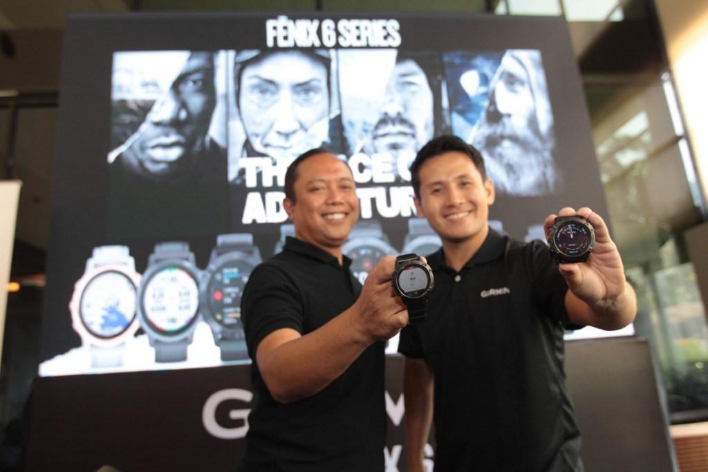 Garmin Luncurkan Jam Tangan Seri Fenix 6 Terbaru