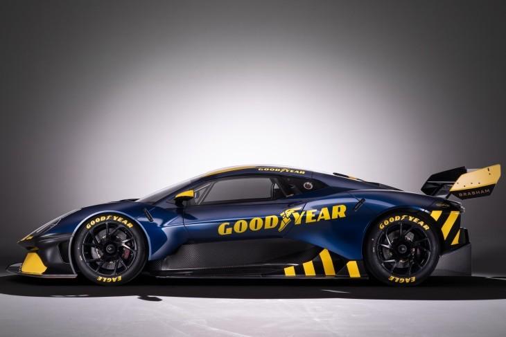 Goodyear dan Brabham Automotive Kompak Jalin Kerja Sama