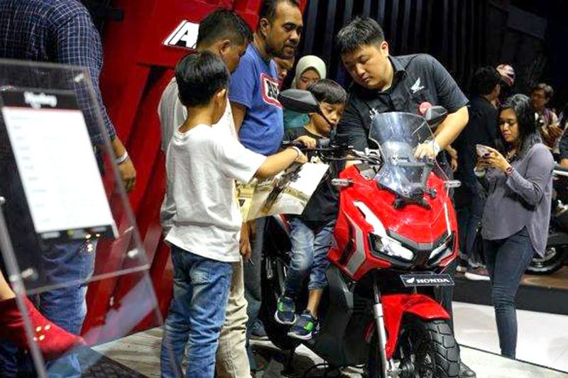 Lima Hari Pameran, Pengunjung GIIAS Makassar 2019 Capai 25.323