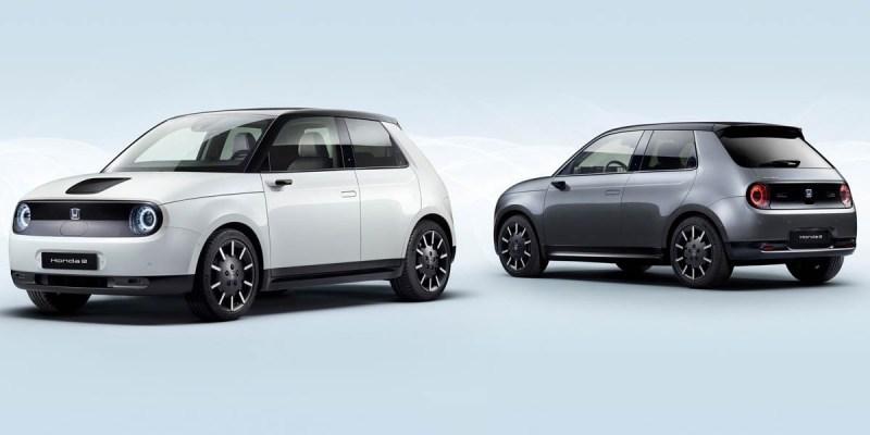 Diperkenalkan di Frankfurt Motor Show 2019, Ini Spesifikasi Honda e
