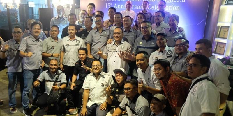 MB Club INA Rayakan Ulang Tahun ke-15