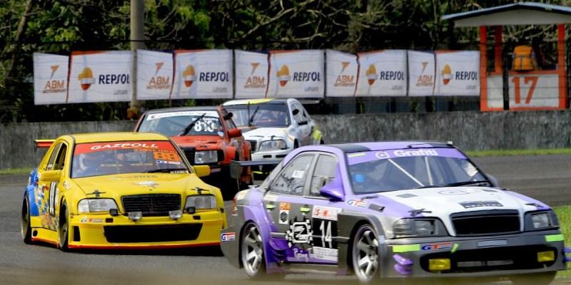 Keseruan Ajang Balap Mercedes-Benz di MOMRC Seri Keempat