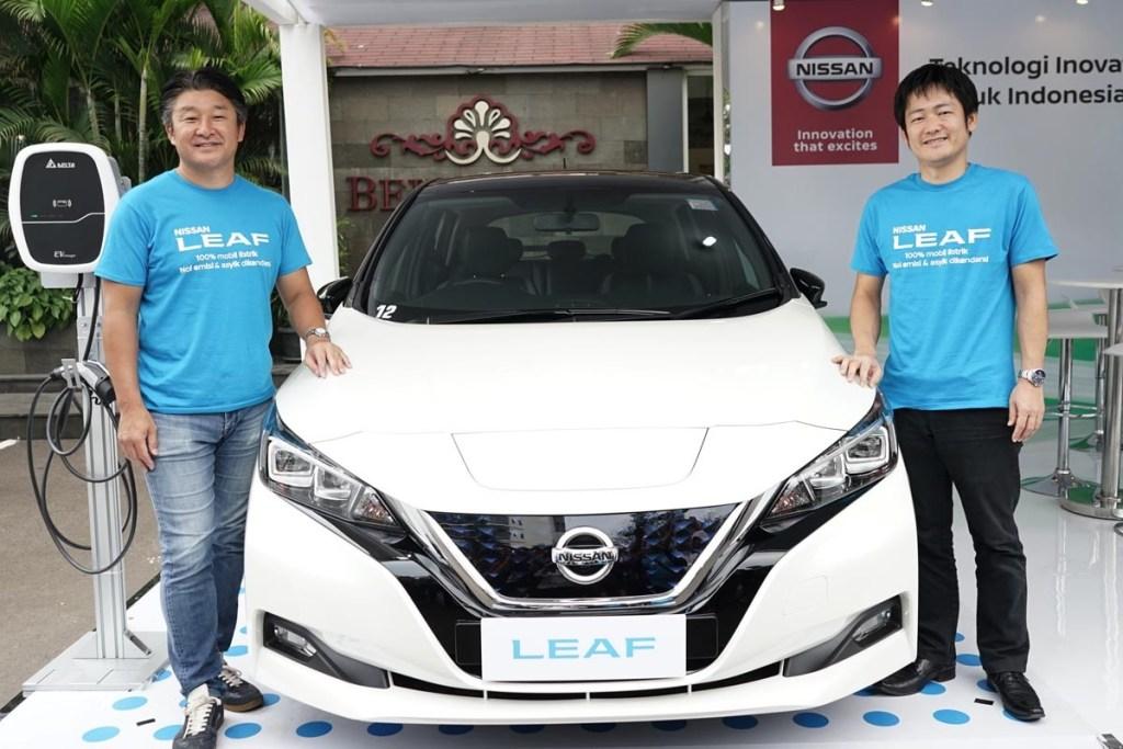 Nissan Hadirkan Inovasi Kendaraan Listrik Kelas Dunia di IEMS 2019