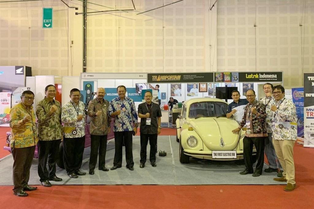 Dukungan PPMKI Terhadap Industri Mobil Listrik