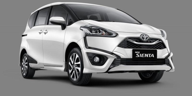 Toyota Sienta Tampil Lebih Segar, Harga Tetap