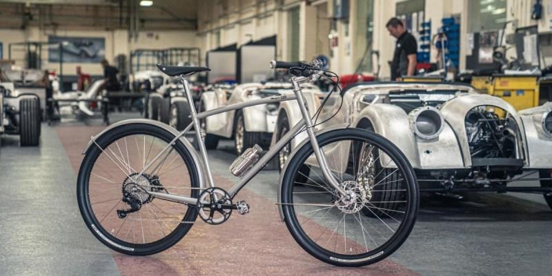 Morgan Motor Company Bikin Sepeda Bersejarah