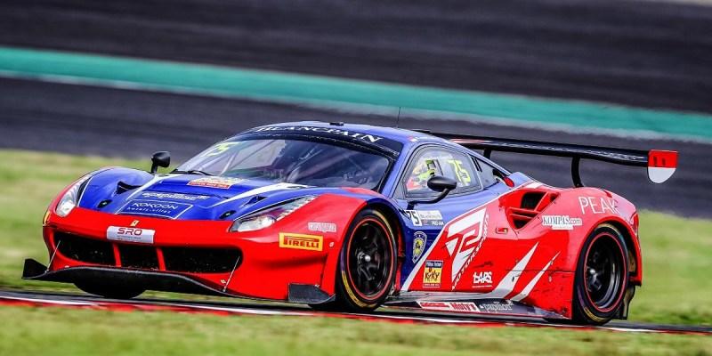 T2 Motorsports Targetkan Podium di Shanghai