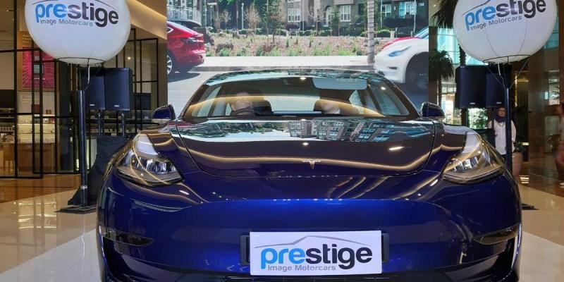 DIjual di Indonesia, Ini Kelebihan Tesla Model 3