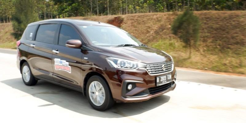 Cara Mengendarai All New Suzuki Ertiga Agar Irit BBM