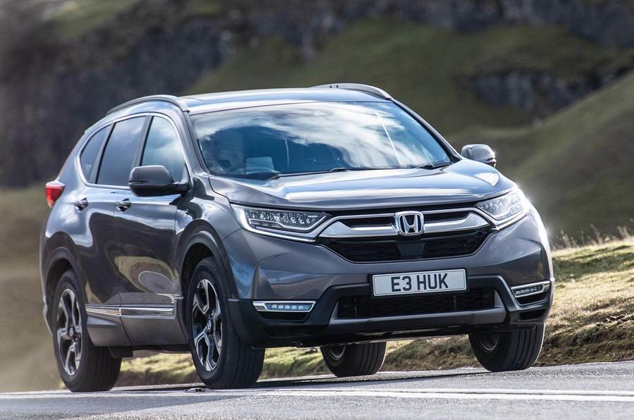 Honda CR-V Hybrid Mulai Menggoda