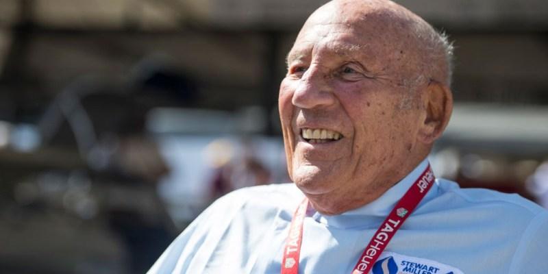 Stirling Moss, Pembalap Legenda Inggris Kini Berusia 90 Tahun