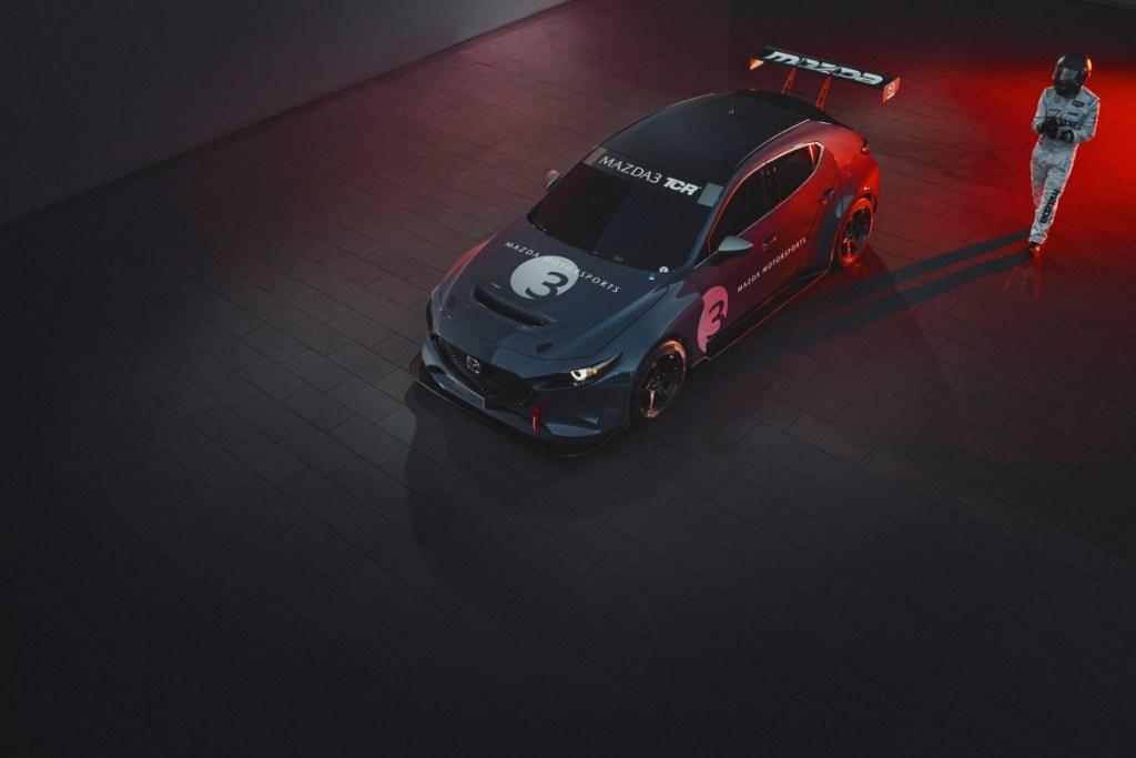 All-New Mazda3 TCR Siap Hadapi Balapan Global