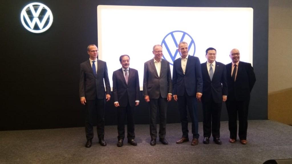 VW Tiguan Allspace Produksi Indonesia Sampai Ditangan Konsumen