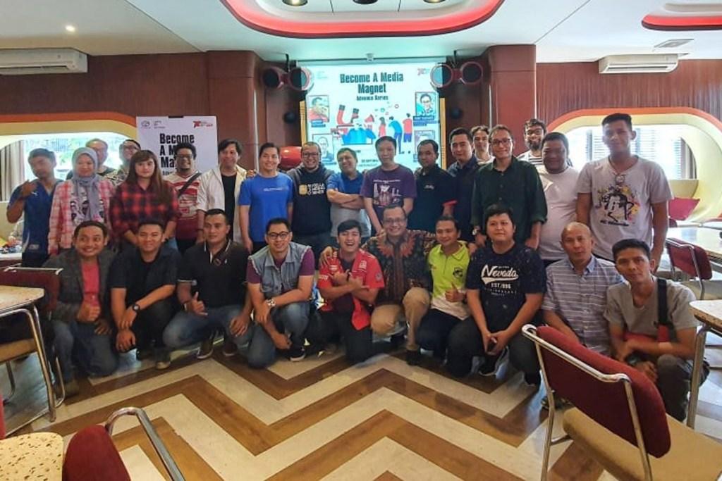 17 Komunitas Toyota Ikuti Seminar Jurnalistik