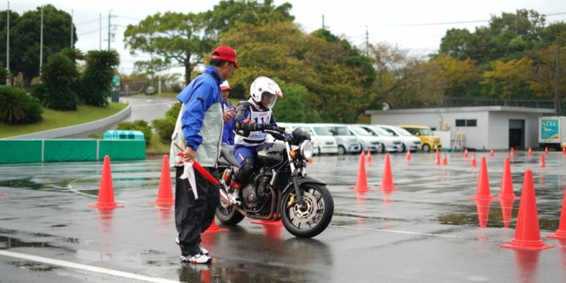 Instruktur Safety Riding Indonesia Pertahankan Tradisi Juara di Jepang