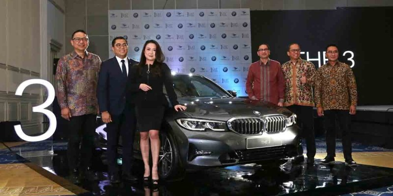 All-new BMW 320i Sport, Kendaraan Sporty Legenda