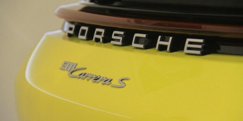 Porsche 911 Carrera S Tampil Lebih Maskulin