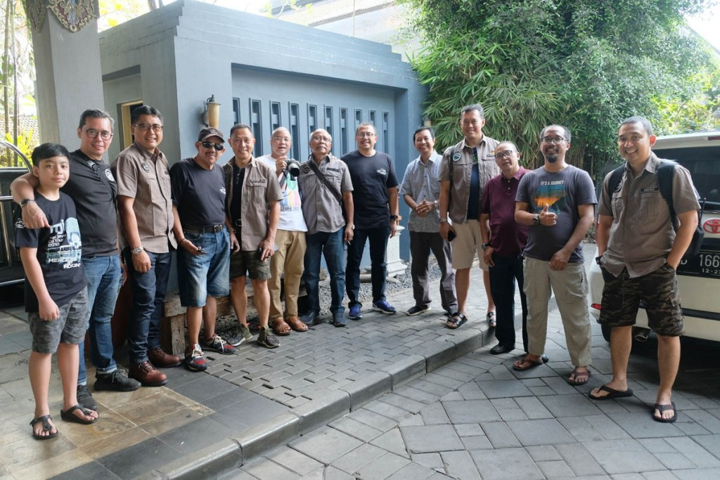 Highlight Dari Acara 'MJI Batik Touring 2019'