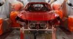 Nissan Juke production – Paint Shop