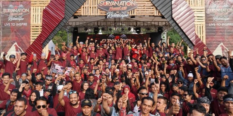 Motocamp Bikers ala Suryanation Siap Digelar di Medan