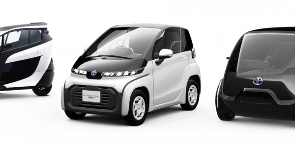 Toyota Ultra-compact BEV, Siap Dipinang