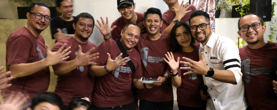 Ulang Tahun Pertama MB W211 Tangerang Chapter