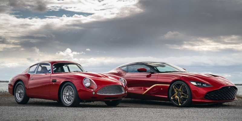 Aston Martin DBZ Centenary Collection, Kini Sudah Lengkap!