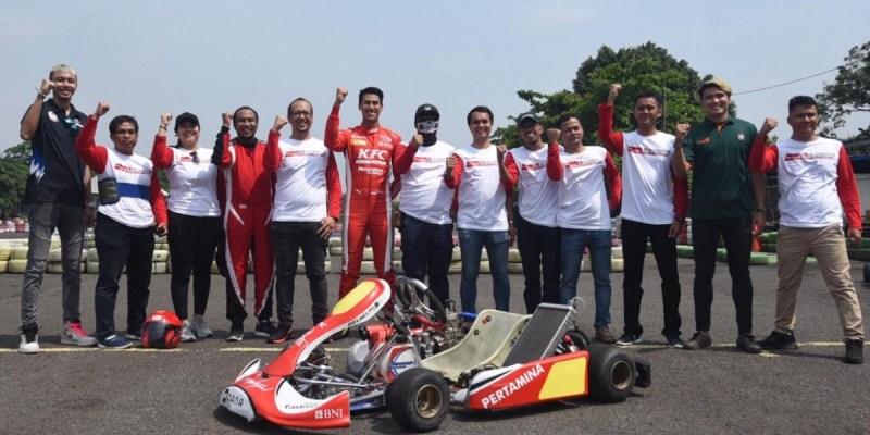 Pertamax Turbo Ajak Konsumen Pertamina Ke Sirkuit F2 Abu Dhabi
