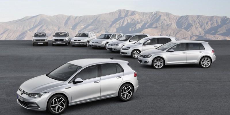 Volkswagen Golf 8, Paling Ditunggu Terobosannya