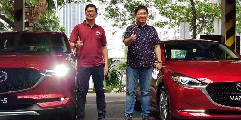 Penasaran dengan Mobil Mazda? Ikuti Mazda Power Drive 2019