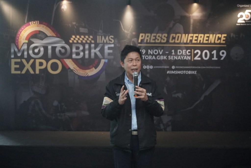 IIMS Motobike Show 2020 Akan Hadirkan Program Inovatif dan Kreatif