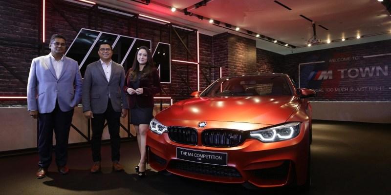 Hanya Ada 2 Unit, BMW M4 Competition Dijual Rp 2,349 Miliar