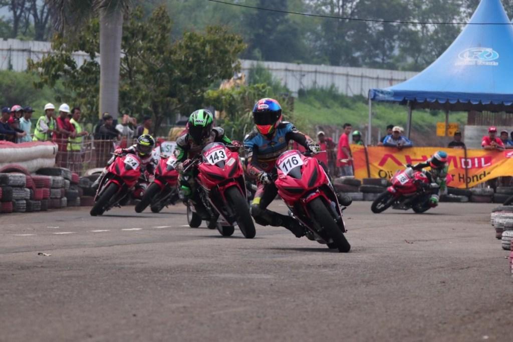 Honda Dream Cup 2019 Seri Pamungkas Digelar di Cimahi