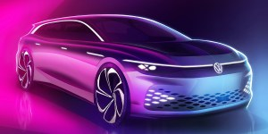 VW ID Space Vizzion Concept Siap Debut di LA Auto Show 2019