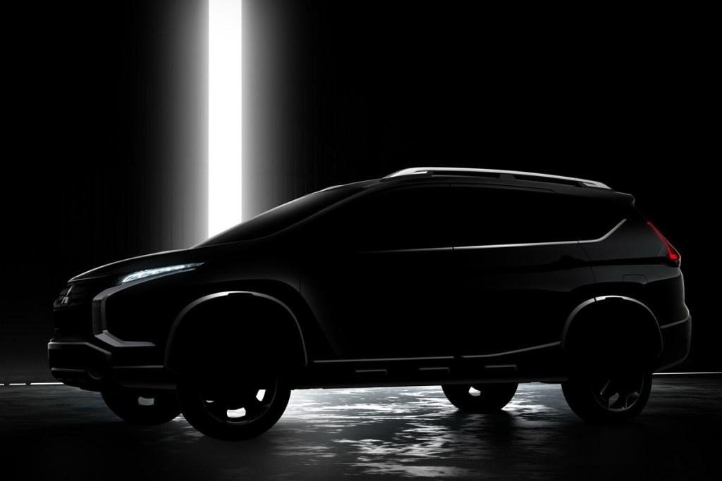 Ini Tampang Xpander Crossover, Meluncur 12 November!