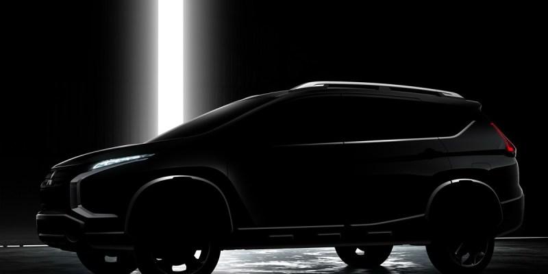 Beredar Siluet 'New Crossover' MPV Mitsubishi