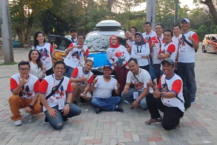 Jamboree Toyota 2019, TOSCA 'The Best Safety Campaign'