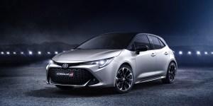 Toyota Corolla Bakal Jadi Mobil 'Hybrid' di Inggris
